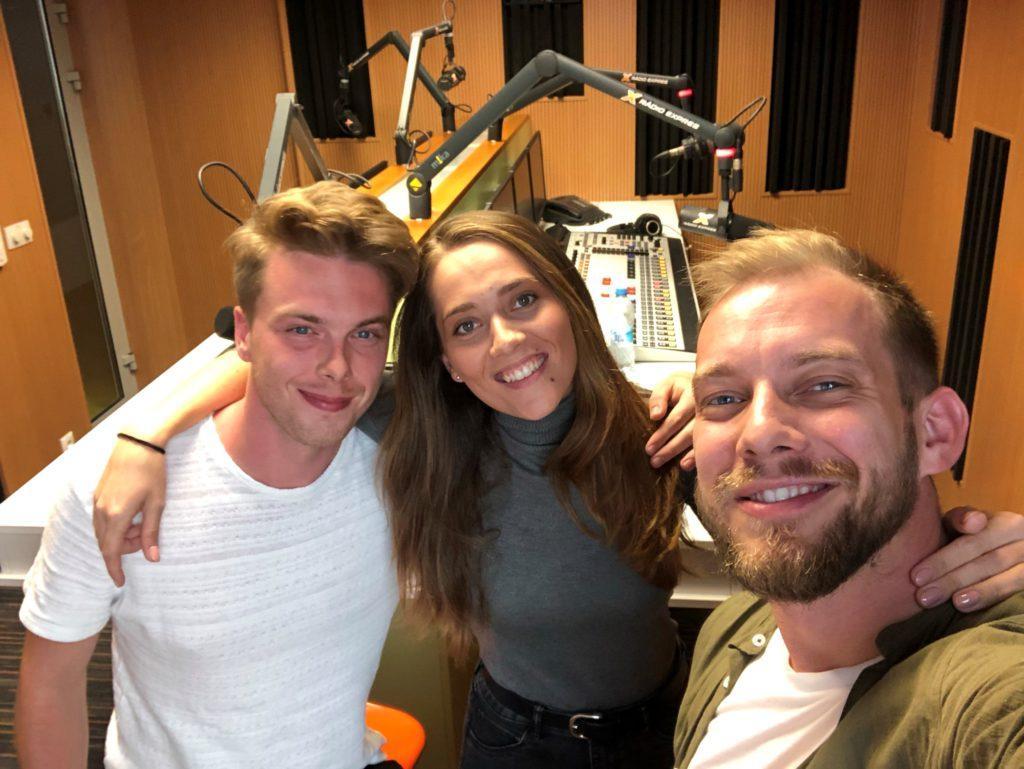STORE MEDIA na Radio EXPRES